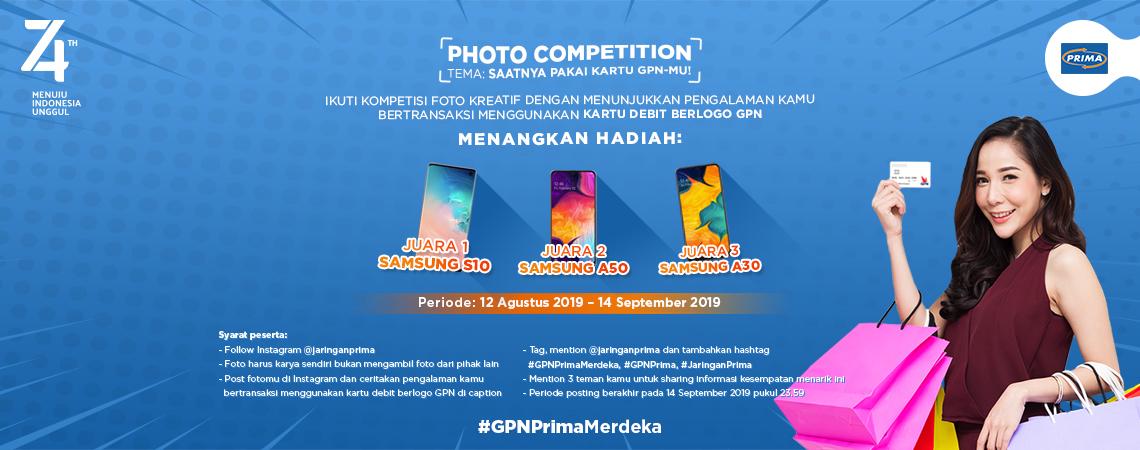Jaringan PRIMA Photo Competition