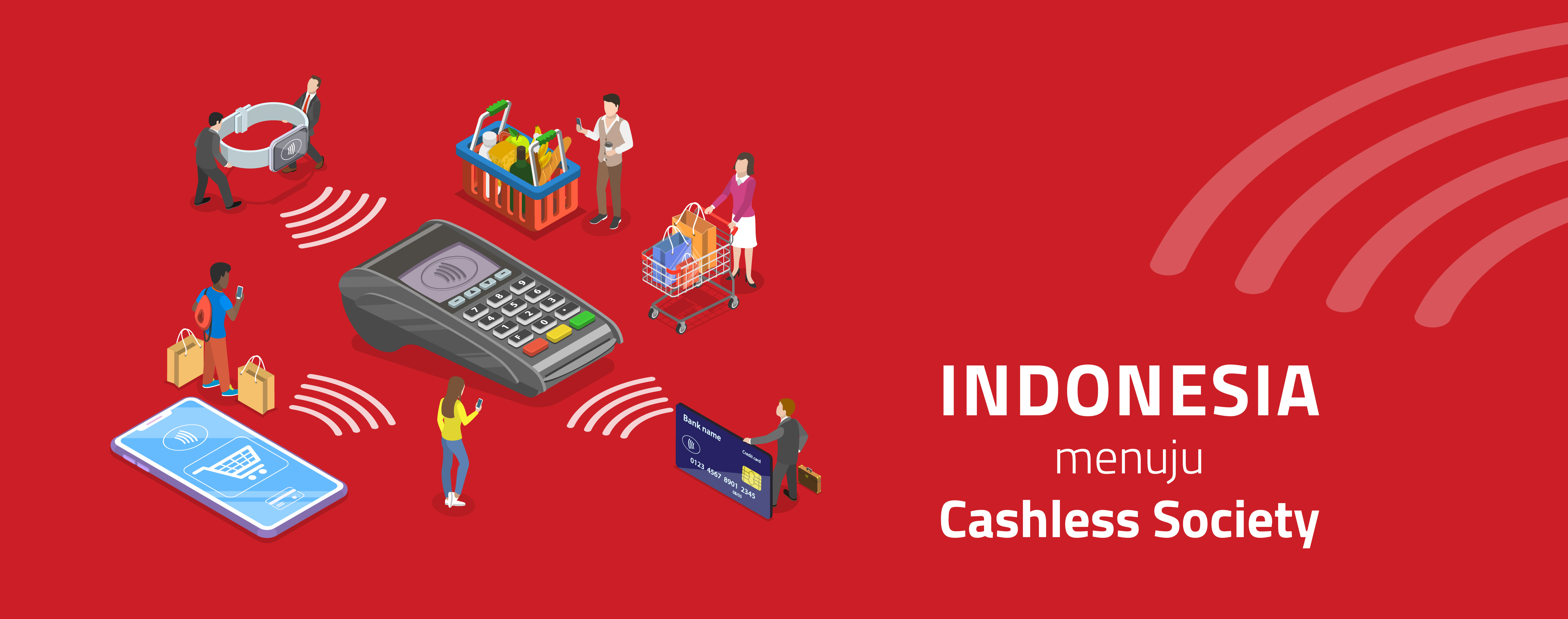 Indonesia menuju cashless society