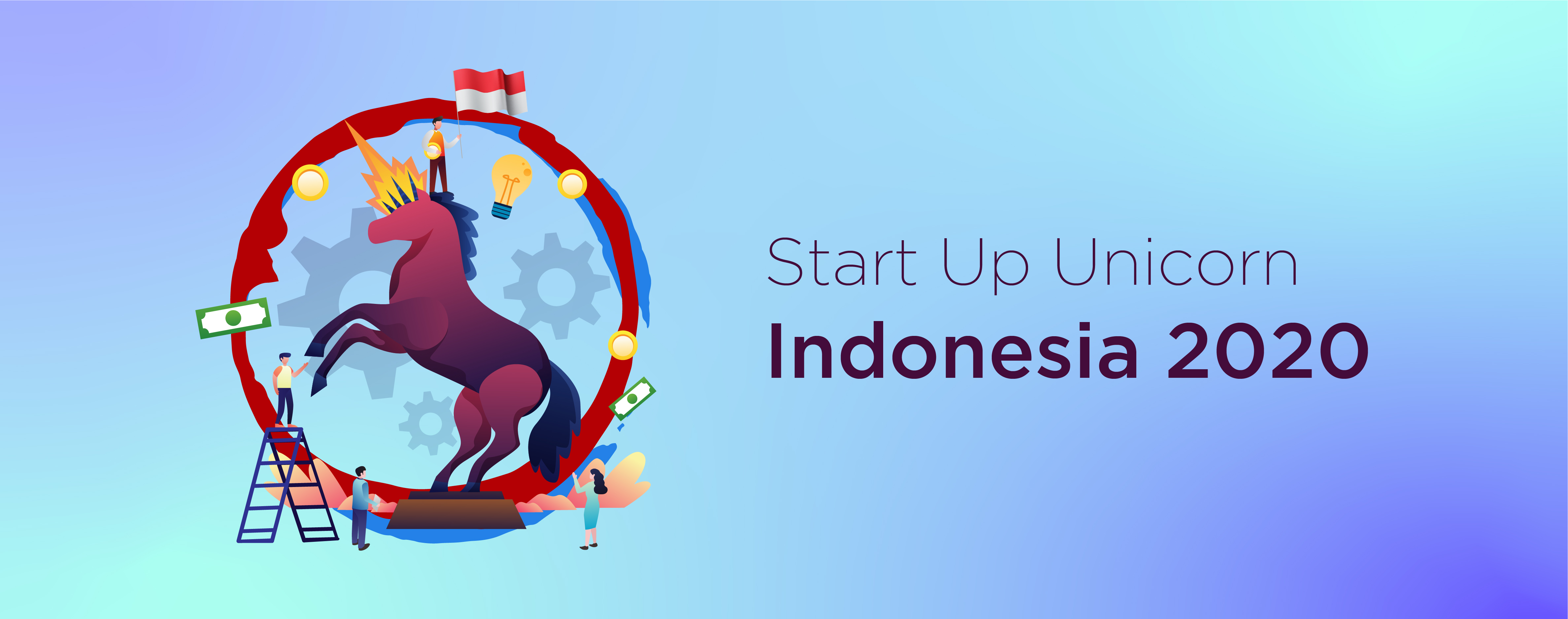 START UP UNICORN INDONESIA 2020