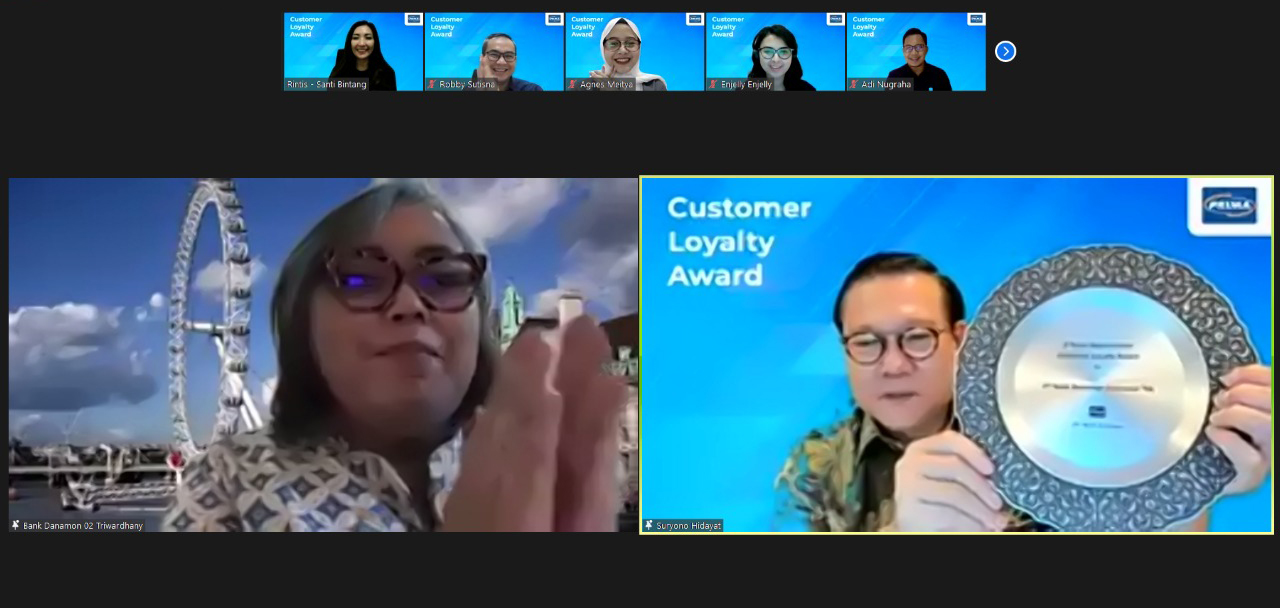 5th Years Appreciation Customer Loyalty Award - Bank Danamon x Jaringan PRIMA