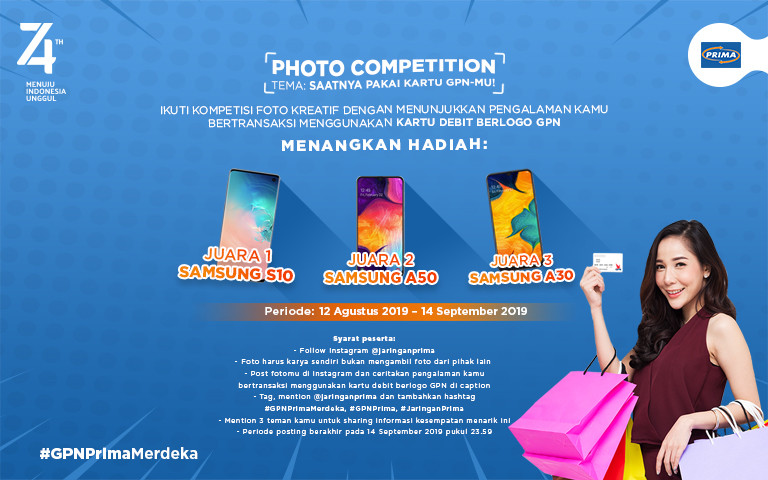 Jaringan PRIMA Photo Competition