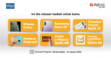 Program digibank Champion