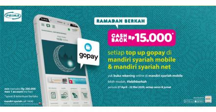 Ramadan Berkah With GOPAY
