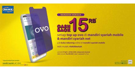 Ramadan Berkah With OVO